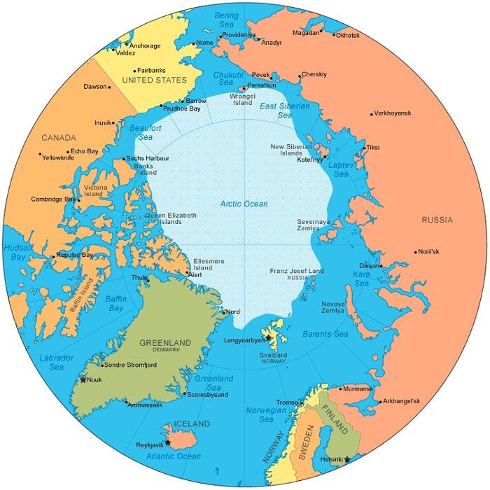 POLAR DATA MAPS - Arctic Education & Outreach | Programs ...